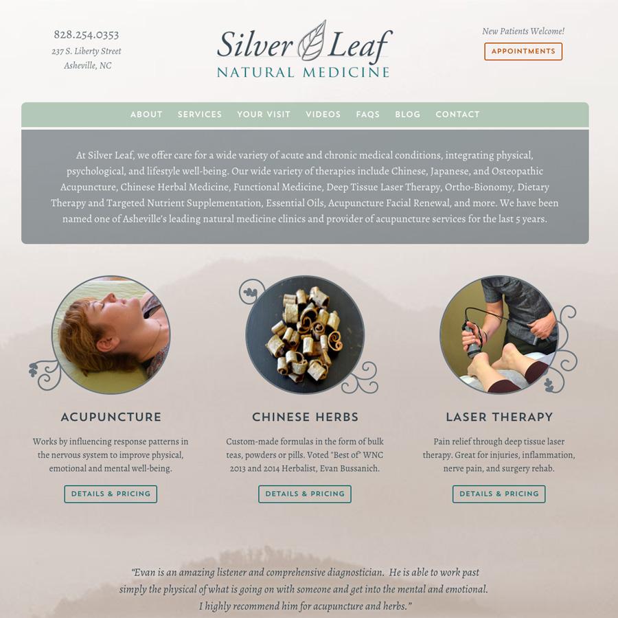 Silver Leaf Natural Medicine - Lydia Roberts